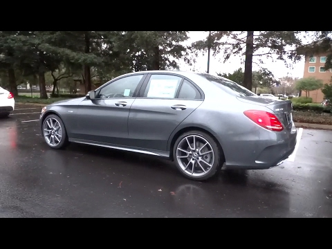 2017 mercedes benz c class pleasanton walnut creek for Mercedes benz livermore