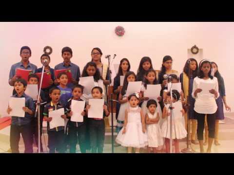 Little-baby-boy Christmas carol song 2016 Ebebnezer-CSI-Malayalam-church#bangalore