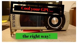 NZXT Kraken G12...Boost Your GPU!