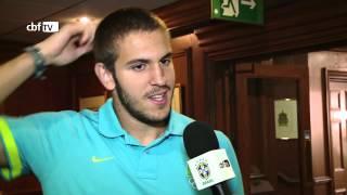 Bruno Uvini, um capitão no banco da Seleção