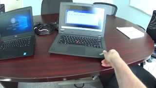 Dell Latitude 3450 vs Thinkpad L440 review