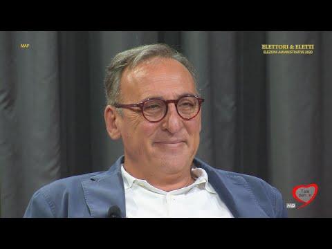 Elettori & Eletti 2020: Antonio Scamarcio, candidato sindaco centrodestra   Andria