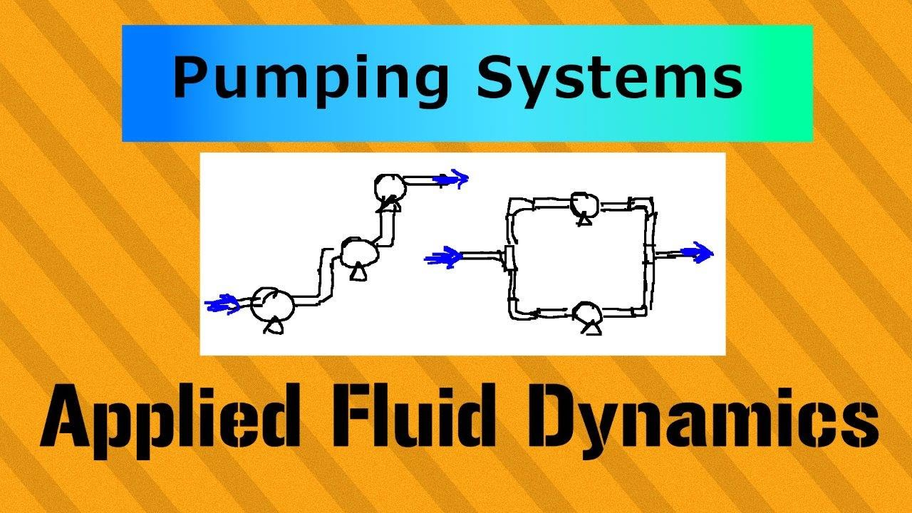 Parallel Vs Series Pumps Applied Fluid Dynamics Class 056 Youtube Pump Hot Tub Jets Replacement Pool Motor Wiring Diagram