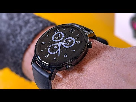 Huawei Watch GT2 Smartwatch: Unboxing & Review After 1 Week!