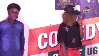 Alex Muhangi Comedy Store August 2019 - Crazy University