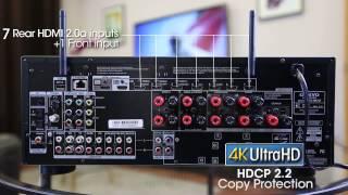 видео Onkyo TX-RZ900, купить AV ресивер Onkyo TX-RZ900