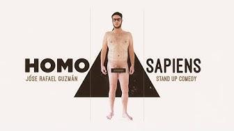 Homosapiens - Stand Up Comedy de Jóse R Guzmán