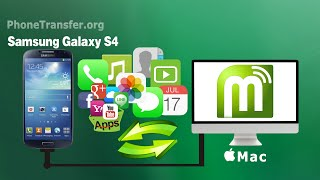 [Galaxy S4 Backup & Restore: Mac] How to Backup and Restore Samsung Galaxy S4 on Mac?