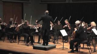 TCHAIKOVSKY Serenade, mvt 4 Finale (Tema russo) - Markand Thakar conductor