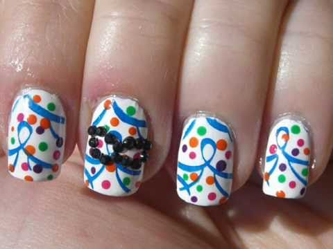 Carnival Nail Art Youtube