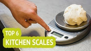 6 Best Kitchen Scales  Reviews