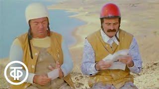 """""""Три жениха"""". Из цикла комедийных короткометражных фильмов «Дорога» (1978)"""