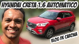 Hyundai Creta 1.6 automático: SERÁ QUE ANDA BEM? E O CONSUMO?