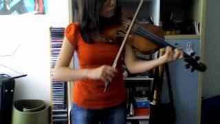 Yiruma - River flows in you (Violin Cover)