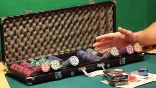 видео Mini-набор для покера