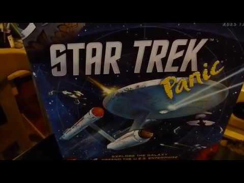 Session de jeu de Star Trek: Panic - Partie 1