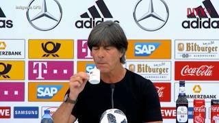 Alemania anuncia su lista oficial de convocados para Rusia 2018