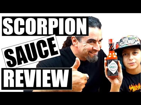 Tabasco Scorpion Sauce | Limited Edition Review