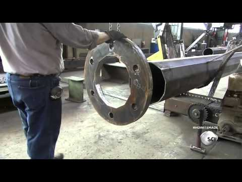 how its made Steel Poles