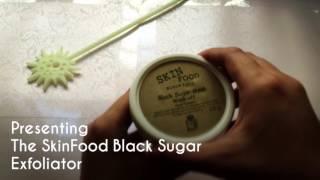 Althea - Skin Food Black Sugar Mask (Face Test)