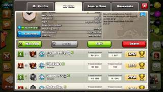 New Clash of Clans Donation Record (2 weeks)