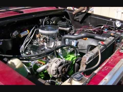 rebirth of a 1987 dodge ram w150 youtube rh youtube com 2004 Dodge Durango Engine Diagram Dodge 3.3 Engine Diagram