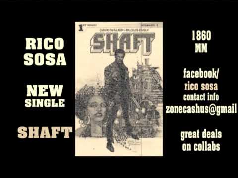 RICO SOSA....SHAFT....1860MM