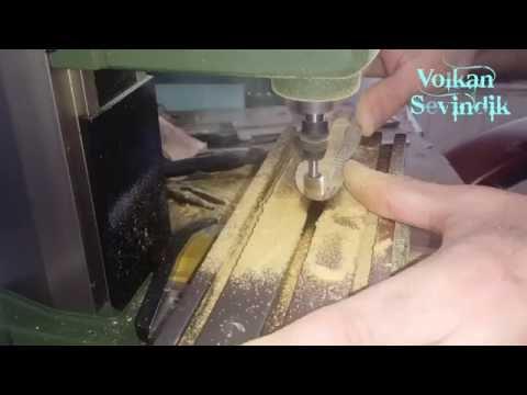 Torna Bıçağı Yapımı ve Bilenmesi(Tespih Yapımı İçin)