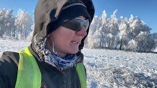В Сочи зимой на велосипеде 2 Спим на водокачке Ночи по 27