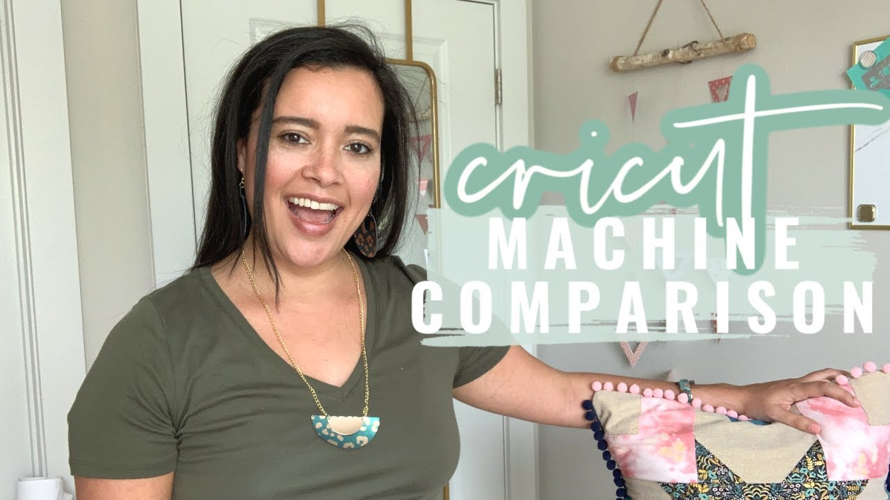 Cricut Maker vs. Explore Air 2 vs. Joy  |  Which Machine Is Best For You?