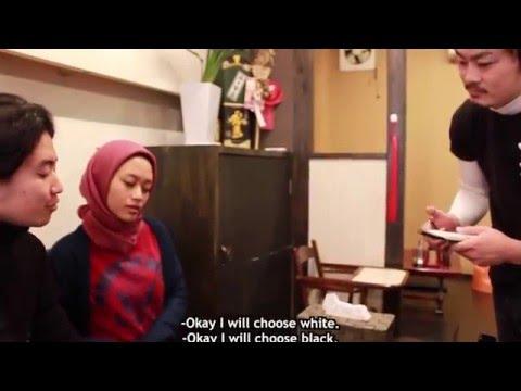 Halal Ramen Beppu, Oita Japan - ITTORYU Ramen