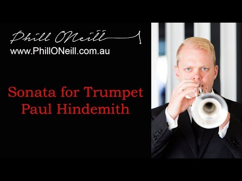 Hindemith Sonata for Trumpet