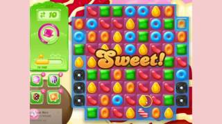 Candy Crush Jelly Saga Level 324  -  no boosters