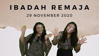 Ibadah Remaja 29 November 2020 | GKJW Rungkut
