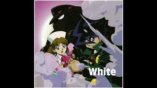 「快傑蒸気探偵団」ヴォーカルアルバム White Steam Detectives Vocal Album White.