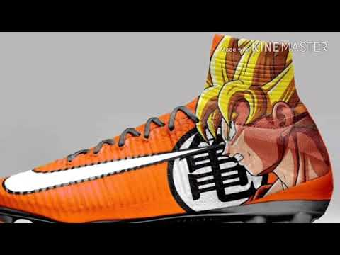 Nike Dragon Ball Mercurial Youtube Z Superfly nOwkX80P