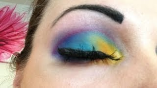 Sugarpill Meets Mac Makeup Tutorial