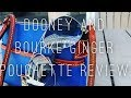 Dooney and Bourke Ginger Pouchette Review