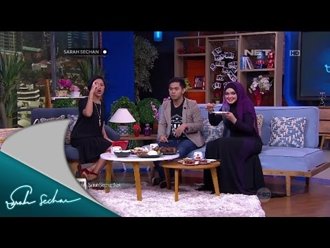 Dato' Siti Nurhaliza dan Cakra sama-sama penyuka sambal pedas