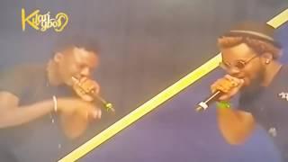 BBNaija winner Efe Performance Shut Down Ay's Live 2017