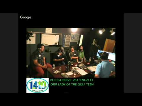 Our Lady of the Gulf Teen on Fall 2015 Archangel Radio Pledge Drive