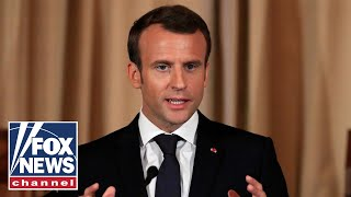 Macron addresses France after Paris riots