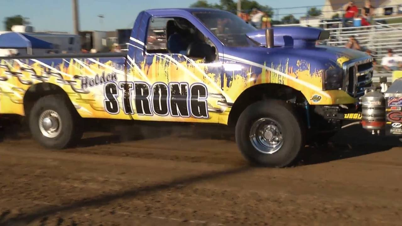 Pro Stock Pulling Trucks : Outlaw truck tractor pulling ep pro stock