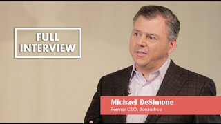 Learning from CEOs - Michael DeSimone, Full Episode