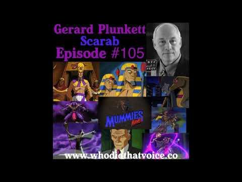 Gerard Plunkett Scarab  Episode 105