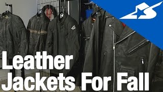Favorite Leather Jackets For Fall Starting at Just $170 | Motorcycle Superstore
