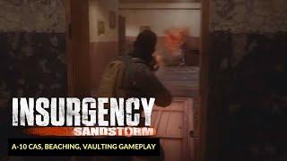 A-10 CAS, Vaulting, Breach & Clear- Insurgency sandstorm - PS4, Xbox, PC