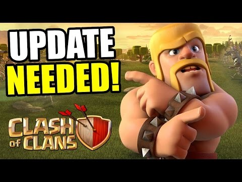 [PLAY] Clash Of Clans | UPDATE NEEDED?? | New Features & Ideas Discussion!