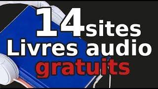Télécharger des livres audios gratuits (14 sites) screenshot 5