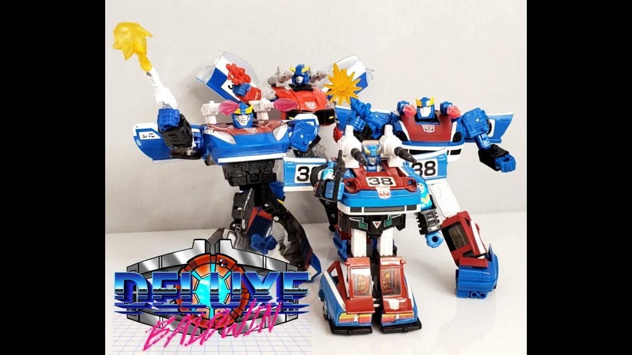 Evolution of Smokescreen by Deluxe Baldwin